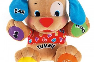 FisherPrice Laugh & Learn Learning Puppy[5]