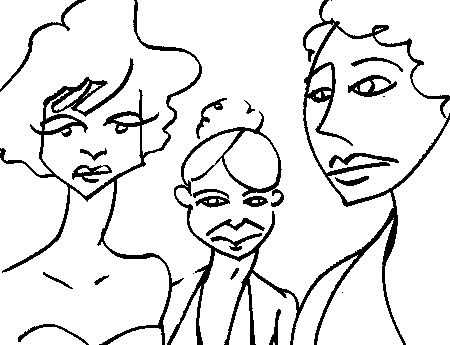 three-women